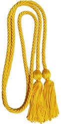 Gold Graduation Honor Cords