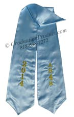 AS4B Officers Graduation Stole