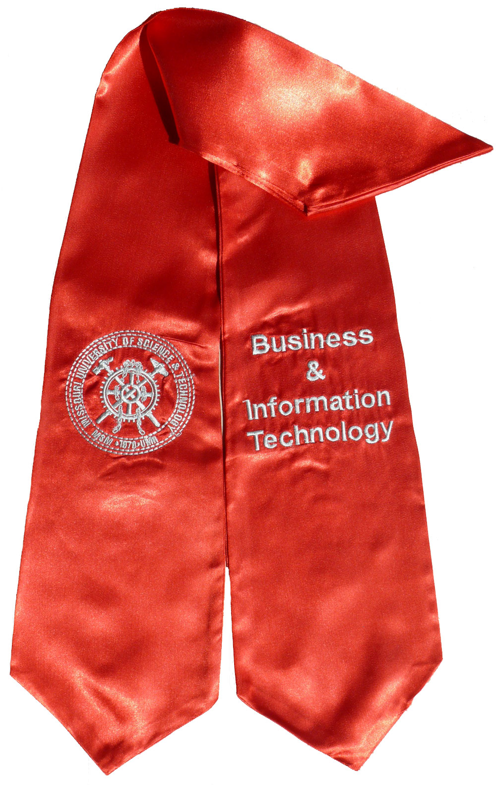 Business And Information Technology Graduation Stole
