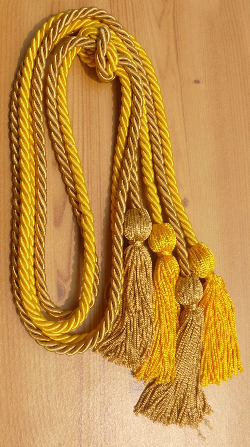 Gold Oldgold Double Honor Cord