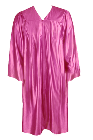 Hot Pink Graduation Gown as low as $20.95 low cost ::High Quality ...