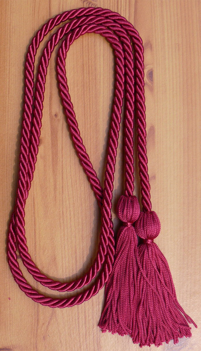 Hotpink Single Honor Cords