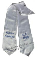 Los Angeles High School Graduation Stole