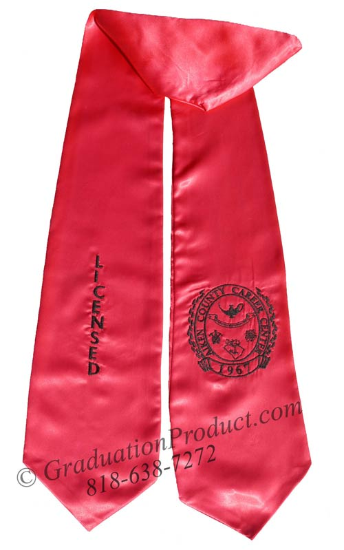 Licensed Stole
