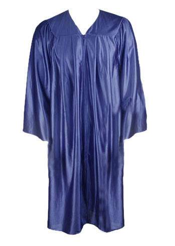 Navy Blue Graduation Gown as low as $20.95 low cost ::High Quality ...