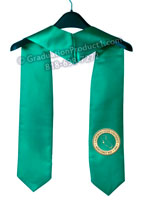 CSU MB Graduation Stole with Logo