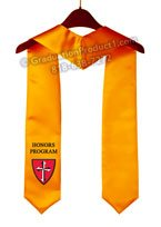 Caldwell University Honors Graduation Stole