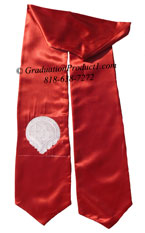 St. Croix Centeral High School Graduation Stole