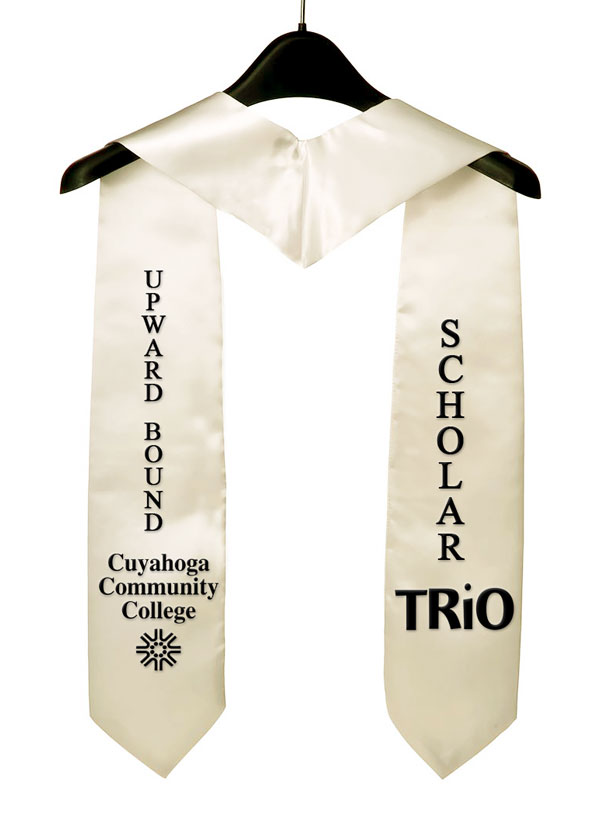 Cuyahoga Community College Graduation Stole