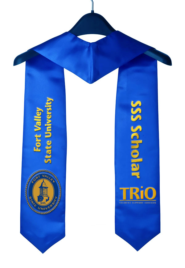 Fort Valley State University Graduation Stole