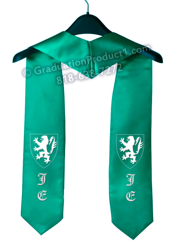Jonathan Edwards College Graduation Stole