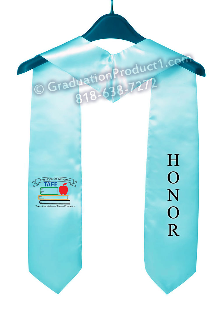 Tafe Honor Society Graduation Stole