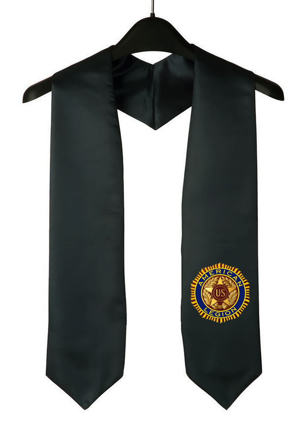 The American Legion Department Of Texas Graduation Stole