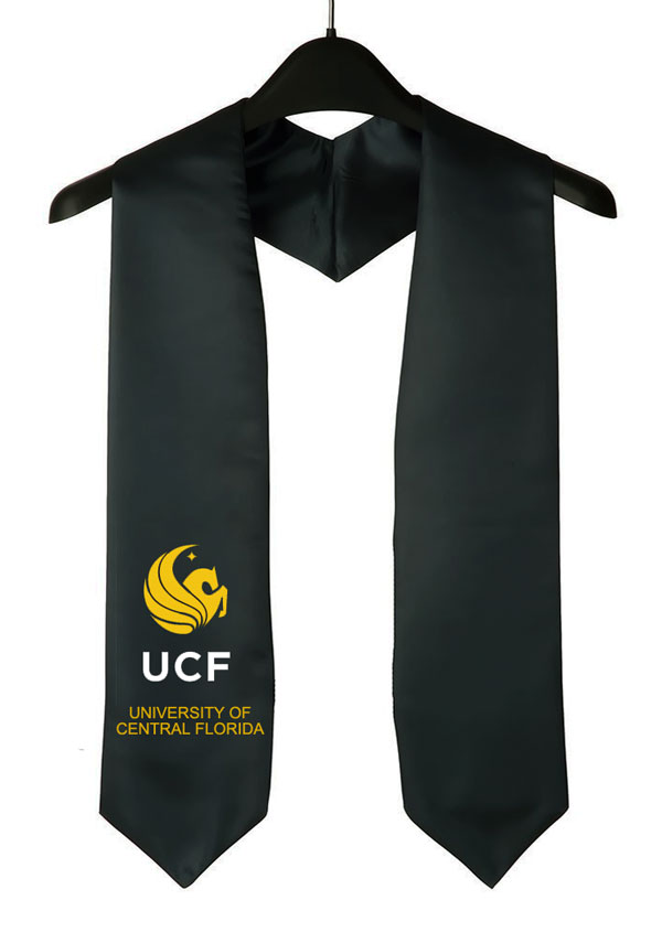 University Of Central Florida Graduation Stole