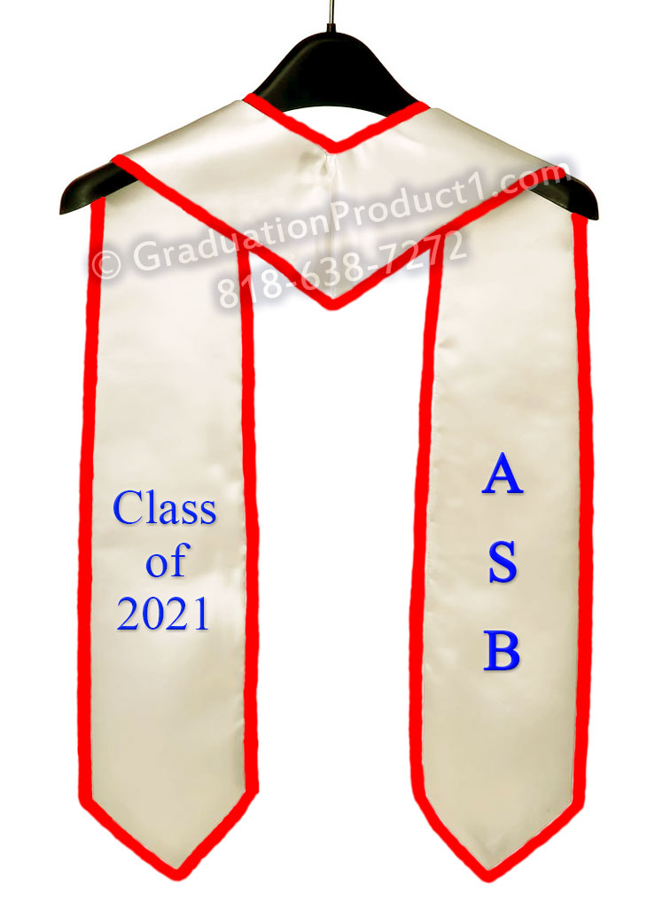 Asb 2021 Honor Stole