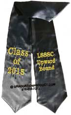 LSSSC Upward Bound Graduation Stole