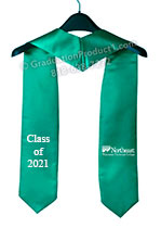 Northeast Wisconsin Technical College Graduation Stole