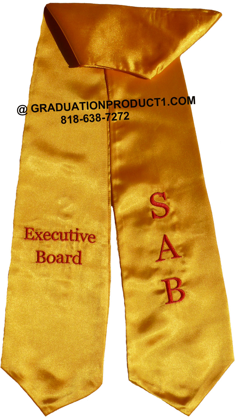 Sab Pennsylvania State System Of Higher Education Graduation Stole