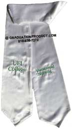 UEI College Vocational Nursing Graduation Stole
